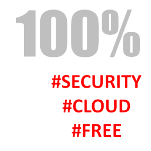 100% #security #cloud #free